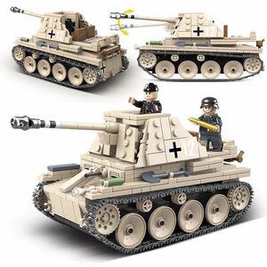 LEGO互換 マルダー3 H型 対戦車自走砲