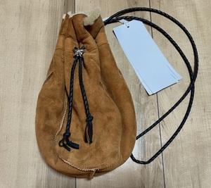 TAKAHIRO MIYASHITA The Soloist 渋谷パルコ限定 Drawstring Bag ソロイスト ムートン ポーチ タカヒロミヤシタ 巾着 バッグ