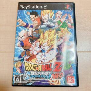 PS2 ソフト ドラゴンボールZ スパーキング! NEO(ネオ)