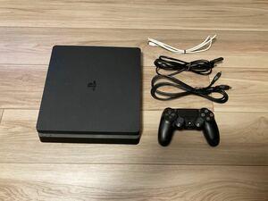 【動作確認済】PlayStation4 CUH-2000AB01 ジェットブラック
