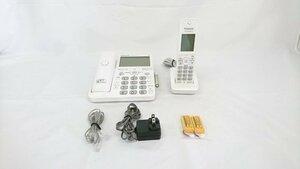 パナソニック Panasonic デジタルコードレス電話機 子機1台付き 迷惑防止機能搭載 パールホワイト VE-GD76DL-W