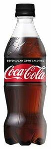 500ml×24本 コカ・コーラ ゼロ ペットボトル 500ml×24本