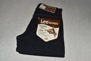 Lee RIDERS LM4933 テーパー ジーンズ W28 インディゴ