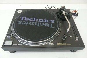 HQ81NA Technics テクニクス SL-1200MK6 レコードプレーヤー ターンテーブル 音響機器 通電確認済み