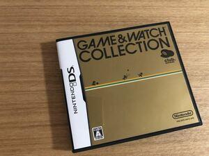 ゲーム&ウォッチ コレクション GAME&WATCH COLLECTION ゲームアンドウォッチ DSソフト 任天堂