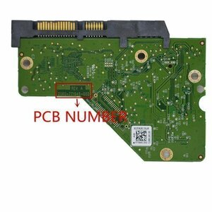 【送料無料】WD20EFRX WD30EZRX WD40EFRX WD10EURX WD30EURX HDD PCB / 2060-771945-002 REV A , 2060 771945 NKI61