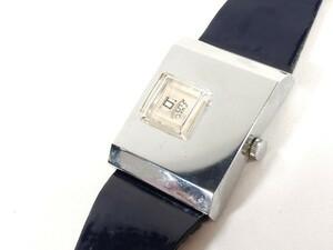 BULER/ビューラー/DEPOSE/メカデジ/手巻き/腕時計/動作品/スイス製/ブランド