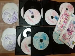 レンタル落ち DVD プリキュア 三作品 合計45枚