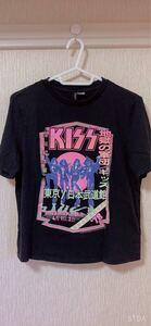 バンドTシャツ Kiss