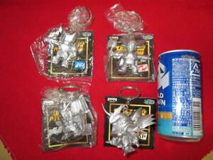 【アミューズメント専用景品】とるとるマスコット スーパーロボット大戦 スペシャルコレクション 銀4個