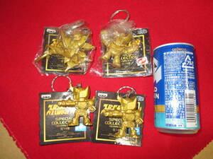 【アミューズメント専用景品】とるとるマスコット スーパーロボット大戦 スペシャルコレクション 金4個