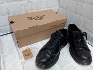 【箱付き】Dr.Martens ドクターマーチン DANTE 6 ホール シューズ ブーツ ブラック UK7(26.0cm相当) 店舗受取可