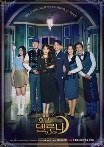 韓国ドラマ 「ホテルデルーナ」 DVD版 8枚セット 全話収録