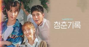 韓国ドラマ 「青春の記録」 DVD版 8枚セット 全話収録