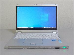 Panasonic Let's note CF-MX3JDCTS Core i5 4310U 2.00GHz/4GB/SSD 128GB WLAN フルHDタッチパネル Webカメラ 使用時間90時間