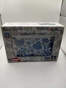 Nintendo 任天堂 3DSLL ドラゴンクエストモンスターズ2イルとルカの不思議なふしぎな鍵スペシャルパック
