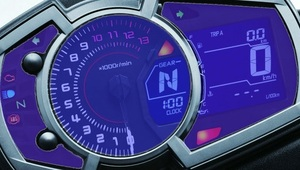 カワサキニンジャ Ninja 650 1000 250 Versys-X ヴェルシス 300 250用 メータースクリーンプロテクトフィルム 保護フィルム傷防止 UVカット