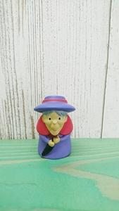 【パンダコパンダ】おばあちゃんの指人形☆新品・未使用☆ジブリ作品☆ゆびにんぎょう 即決
