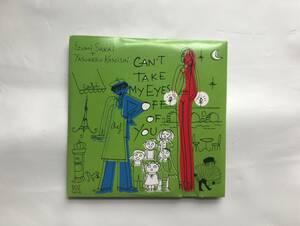 即決◆送料無料◆8cm CD/ZARD/CANT TAKE MY EYES OFF OF YOU