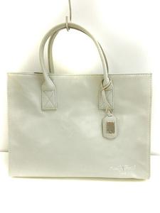 シャトーベルサイユ CHATEAU DE VERSAILES トート バッグ ハンド 手提げ エコレザー ライトグレー系 かばん 鞄 レディース