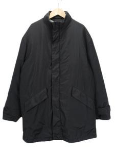 ジョセフアブード JOSEPH ABBOUD コート ジャケット 4way ライナー リバーシブル ダウン ナイロン L 黒 ブラック グレー メンズ