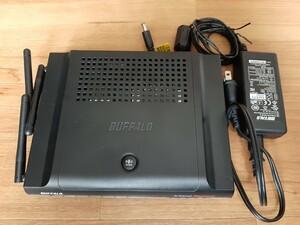 BUFFALO WZR-AGL300NH 無線LANルーター 11n/a 300Mbps 有線1Gbps