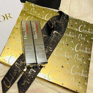 ディオール マキシマイザー103、104 限定 ピュアゴールド、ローズゴールド 新品 リボン包装
