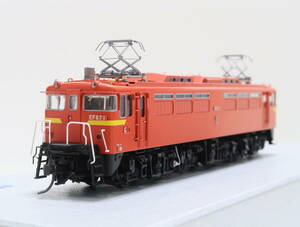 レアな1号機 極美品 天賞堂 TENSHODO HO 12002 EF67形 1号機 最高級 超精密真鍮製 メーカー完成品