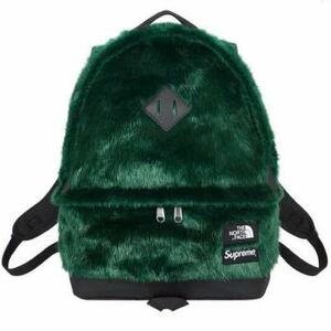 Supreme THE NORTH FACE バックパック Faux Fur Backpack ザノースフェイス リュック