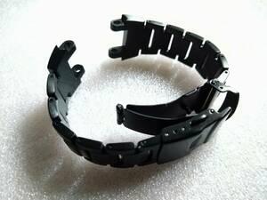 【新品】G-SHOCK Gショック ステンレスベルト MTG-B1000シリーズ ブラック 社外品