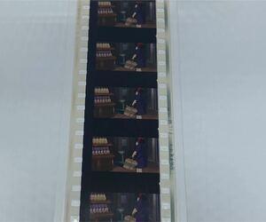 【ジブリ】魔女の宅急便 フィルム ブックマーカー キキ 荷物