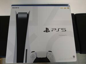 ほぼ未使用品です。PS5 本体 ディスクドライブエディション プレステ5 CFI-1000A01