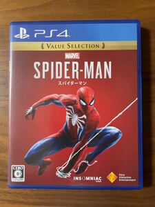【PS4】 Marvel's Spider-Man [Value Selection]
