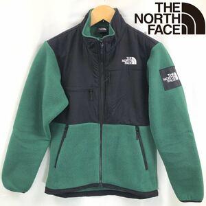 THE NORTH FACE ザ ノースフェイス Denali Jacket デナリジャケット ブルゾン ジャケット ボア フリース S グリーン 緑