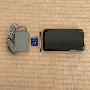 ニンテンドー3DS コスモブラック