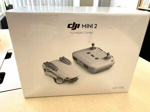 【未開封・新品】DJI MINI 2 Fly More Combo