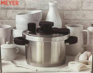 マイヤー(Meyer) 圧力鍋 ステンレス IH対応 圧力鍋 プレミアムプレッシャークッカー 4.0L PRM-PC4.0