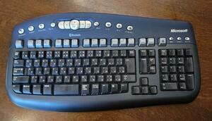マイクロソフト ブルートゥース ワイヤレス キーボード