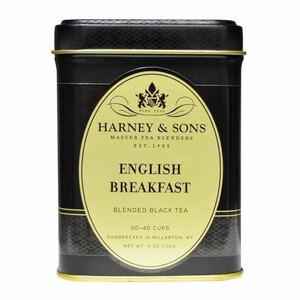 HARNEY&SONS ハーニー&サンズ ENGLISH BREAKFAST イングリッシュブレックファースト112g 紅茶缶