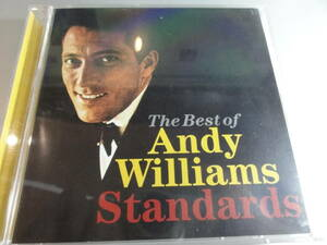 ANDY WILLIAMS  アンディ・ウイリアムス  THE BEST OF STANDARDS 国内盤 2CD