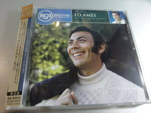 ED AMES  エド・エームス   THE VERY BEST OF ED AMES   帯付き国内盤