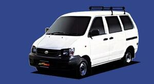 ★TUFREQ ルーフキャリア ライトエースCR52V/KR41V/42V標準ルーフ用/Pシリーズ ショート
