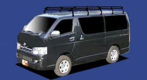 ■TUFREQ ルーフキャリア レジアスエースKDH200系用/Pシリーズ 超ロング