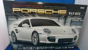 即決価格 ★値下げ【新品】PORSCHE 911 GT2 シルバー ポルシェ 正規ライセンス商品 スポーツカー ラジコン ラジコンカー 自動車 車 同梱可