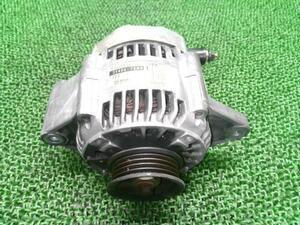 ラパン CBA-HE21S オルタネーター 99,085KM