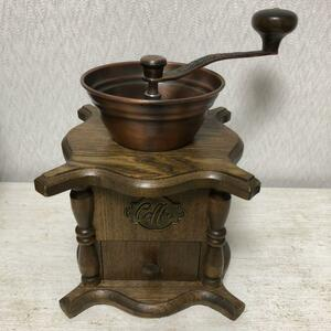pemy 木製コーヒーミル