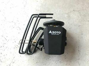 SOTO st-310 レギュレーターストーブ amazon限定 モノトーン