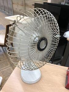 東芝 アンティーク 扇風機 FAN-DIA 30cm レトロ扇風機 昭和レトロ