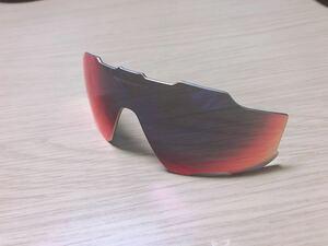 オークリー OAKLEY jawbreaker レンズのみ RED iridium サングラス ジョウブレイカー