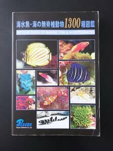 pices 海水魚・海の無脊椎動物1300種図鑑